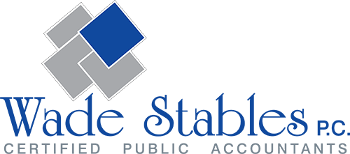 Wade Stables P.C. Certified Public Accountants Logo